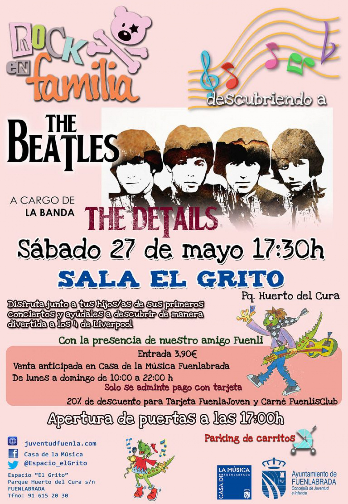 Descubriendo a los Beatles