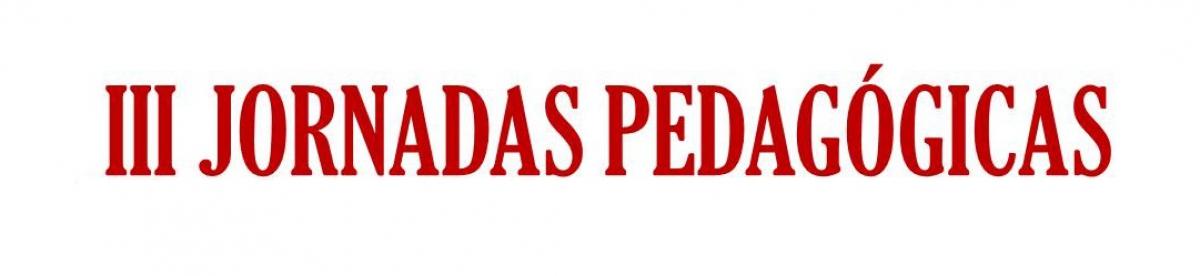 III Jornadas pedagógicas Leganés