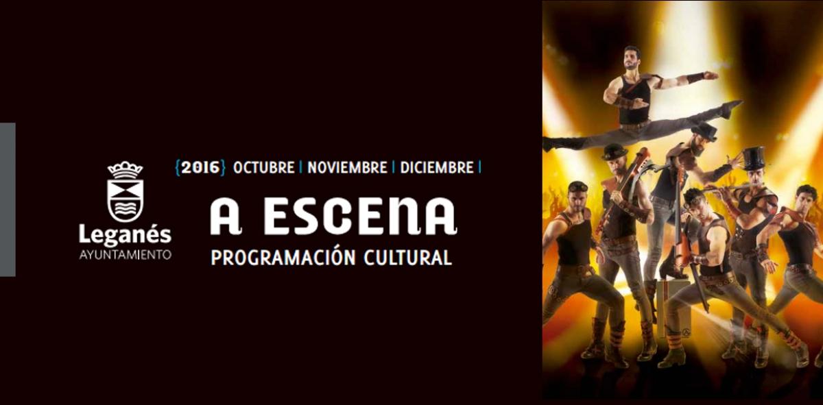 Esta es nuestra propuesta Cultural para los meses de Oct, Nov, Dic.